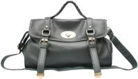 Chanter Texture Design Genuine Leather Hand Bag Green -11