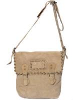 L.P.B Collection DL1335 Sling Bag Beige