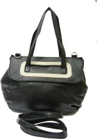 Borse E51 Shoulder Bag Black, White