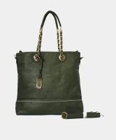 Carry On Bags Festive Fervour Hand-held Bag Khakhi