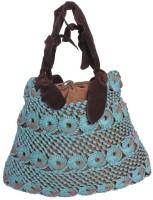 Khoobsurati Unique and Elegant Designer Hand Bag Blue