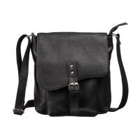 Goodwill Leather Art Messenger Bag