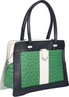 Zaera My Fair Lady Hand-held Bag Green