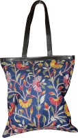 Slice Of Bengal LB006 Tote Navy Blue
