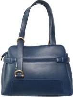 Chanter Beautiful Genuine Leather Hand Bag Blue - 06