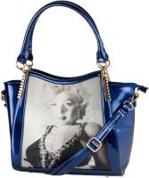 Glitters 3D Super Smart Madonna Shoulder Bag Blue