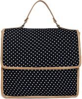 Borsavela Polka Dots Messenger Bag Beige