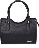 Womaniya Signature Hand-held Bag Black