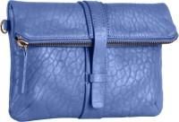 Beroza Handcraft Bohemia Detachable Clutch Sling Bag Blue