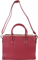 Kovi Contemporary Grace Satchel Maroon02