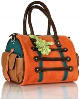 Dhruva Opal Shoulder Bag Orange-01