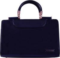 Womaniya Signature Hand-held Bag Blue