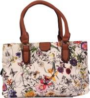 UC Designer Multi Cream Colour Hand Bag Shoulder Bag Cream-002