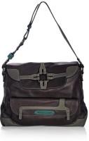 Dhruva Blackweed Shoulder Bag Green-01