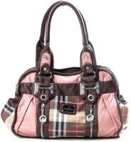 JG Shoppe Angel Kiss Hand Bag Brown-009