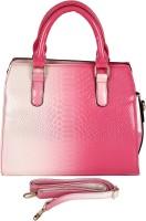 Fashion Koni Solid Charm Hand-held Bag Pink03