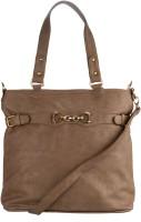 Glitters College Shoulder Bag Brown