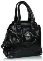Senora Stylish Hand Bag Black
