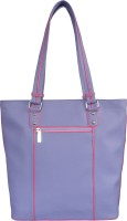 Toteteca Bag Works Tall Colorburst Shoulder Bag Purple