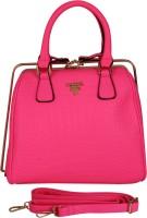 Fashion Koni Basic Make Hand-held Bag Pink01