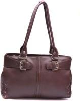 Deco dl51Deco Shoulder Bag Chocolate Brown