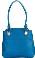 Glitters Spacious Shoulder Bag Blue