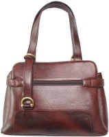 Chanter Branded Genuine Leather Hand Bag Brown - 07