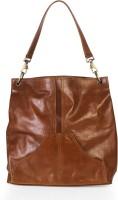 Hibiscus Comfy Shoulder Bag Tan-01