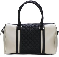 Srota Salted Karamel Hand-held Bag White::Black