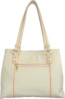 Toteteca Bag Works Small Colorburst Shoulder Bag Offwhite