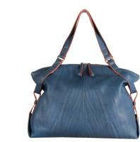 Beroza Handcraft Joplin Shoulder Bag Blue