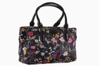 UC Designer Multi Black Colour Hand Bag Shoulder Bag Black-002