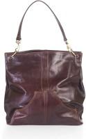 Hibiscus Comfy Shoulder Bag Brown-02