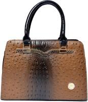 Deco Dl784 Hand-held Bag Black, Brown