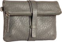 Beroza Handcraft Bohemia Detachable Clutch Sling Bag Grey