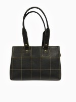 Chimera Leather 5798 Hand Bag Black