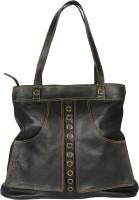 Hibiscus Toughy Shoulder Bag Black-08