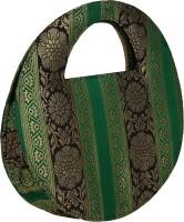 SJ Studded Hand-held Bag Green-OO7