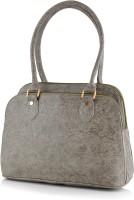 Spring Summer Collection Emboss Design Shoulder Bag Grey