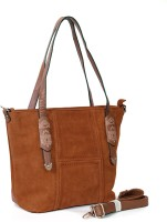 Carry On Bags Festive Fervour Messenger Bag Tan