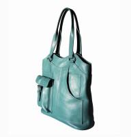 Hibiscus Shining Glory Shoulder Bag Blue-07
