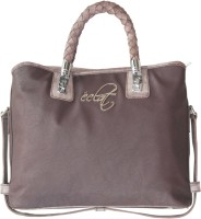 Eclat Ambrosia Hand-held Bag Brown