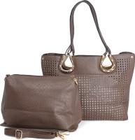 Saiarisha Grey Shoulder Bag Grey