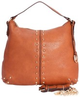 Khoobsurati Classy Commodious Hand Bag Brown