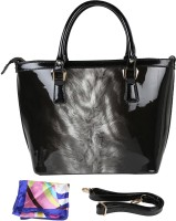 Kovi Style Diva Satchel Black02