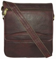 Chimera Leather 5722 Cross Body Bag Brown