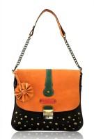 Dhruva Ida Shoulder Bag Orange-01