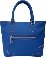 Toteteca Bag Works Compact Hand Bag Royal Blue