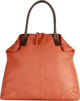 Beroza Handcraft Kate Hand-held Bag Brown