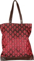 Slice Of Bengal LB007 Tote Red